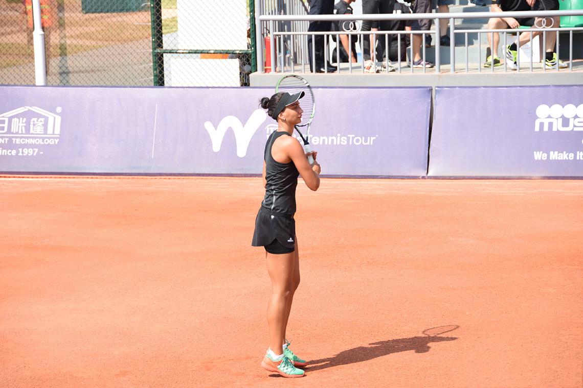 2019年ITF世界女子long8 vip手机版巡回赛长沙站